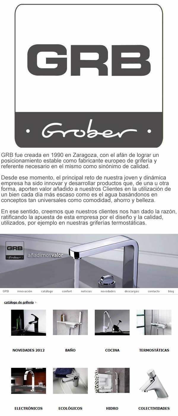 Ecosysrortiz - Griferia Grober